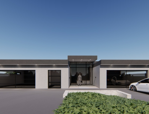 HOUSE V&N SINGLE STORY – GAUTENG ARCHITECTURE